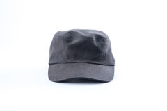 Old cap on white background Stock Images