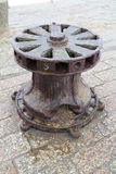 Old capstan Royalty Free Stock Photography