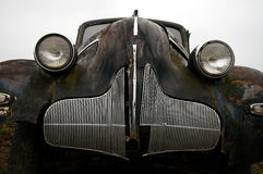 The old car Stock Image