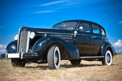 Old car Royalty Free Stock Images