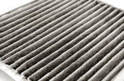 Old car air filter Stock Photography