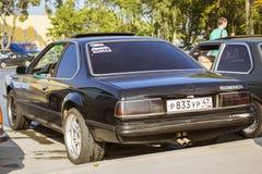 Old-car BMW 6-series 630cs Royalty Free Stock Photos