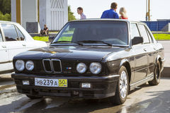 Old-car BMW 3-series e30 Stock Photos