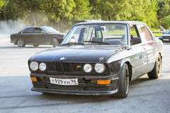 Old-car BMW 3-series m3 Royalty Free Stock Photography