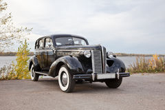Old car buick special Royalty Free Stock Photo