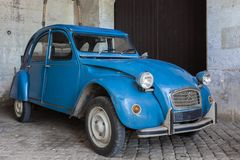 Old car Citroen Royalty Free Stock Images