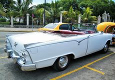 Old Car - Cuba stock image
