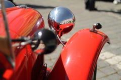 Old car closeup Royalty Free Stock Photos