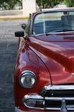 Old car in cuba Stock Photo