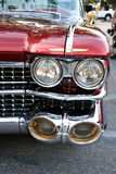 Old Car Headlamp Royalty Free Stock Photo
