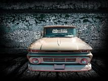 Old car picture Royalty Free Stock Image