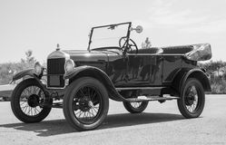 Old car royalty free stock photos