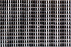 Old Car radiator Stock Photography