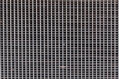 Old Car radiator Stock Photography