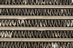 Old car radiator Royalty Free Stock Photos