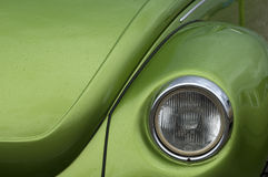 Old car, retro, closeup Royalty Free Stock Photos