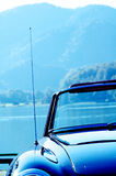 Old car, retro, sixties Stock Image