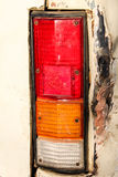 Old Car tail light Royalty Free Stock Photography
