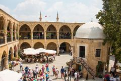 Caravanserai Royalty Free Stock Photos