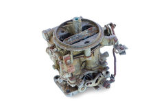 Old carburetor Royalty Free Stock Photography