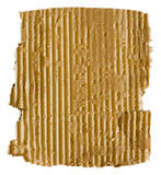 Old Cardboard Scrap Royalty Free Stock Photos