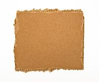 Old Cardboard Scrap Stock Photos