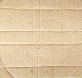 Old cardboard texture background Royalty Free Stock Photos