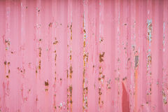 Old cargo container. Royalty Free Stock Photos
