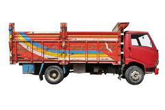Old cargo truck royalty free stock photography