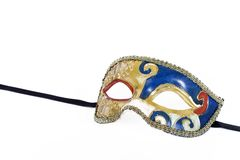 Old carnival mask Royalty Free Stock Photo