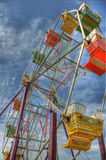 Old Carnival Ride Royalty Free Stock Photography
