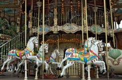 Free Old Carousel Stock Images - 18077124