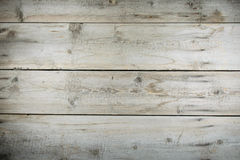 Old carpentary wooden desktop with nails and scratches Royalty Free Stock Photo