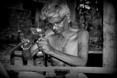 An old carpenter