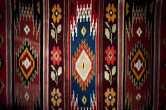 Old carpet Royalty Free Stock Images