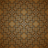 Old carpet pattern Stock Photography
