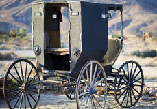 Old carriage Stock Images