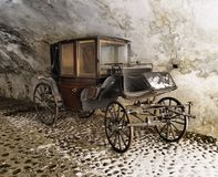 Old Carriage Royalty Free Stock Photography
