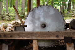 An Old Carriage Saw Royalty Free Stock Images