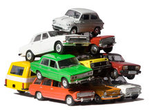 Old cars royalty free stock photo
