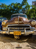 Old cars Stock Images