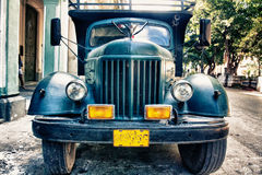 Old cars Stock Image
