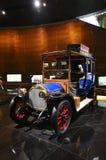 Old cars exhibit in the Mercedes-Benz museum in Stuttgart Stock Images