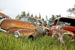 Old cars Royalty Free Stock Image