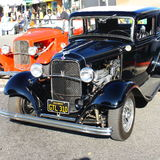 Old Cars Show Royalty Free Stock Images