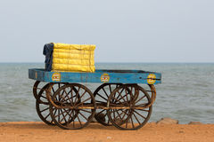 Old cart Royalty Free Stock Image