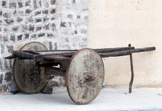 Old cart Royalty Free Stock Photography