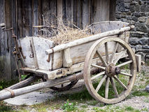 Old cart Stock Photography