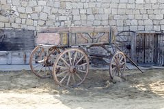 The old cart horse Royalty Free Stock Images