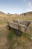 Old carts Royalty Free Stock Photos